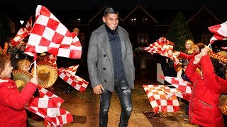Trotse Salcido is PSV dankbaar