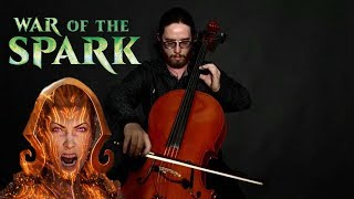 In the End Linkin Park War of the Spark Cinematic Theme Cello Cover