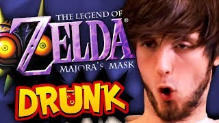 Majora's Mask DRUNK Explained by PeanutButterGamer (The Legend of Zelda)