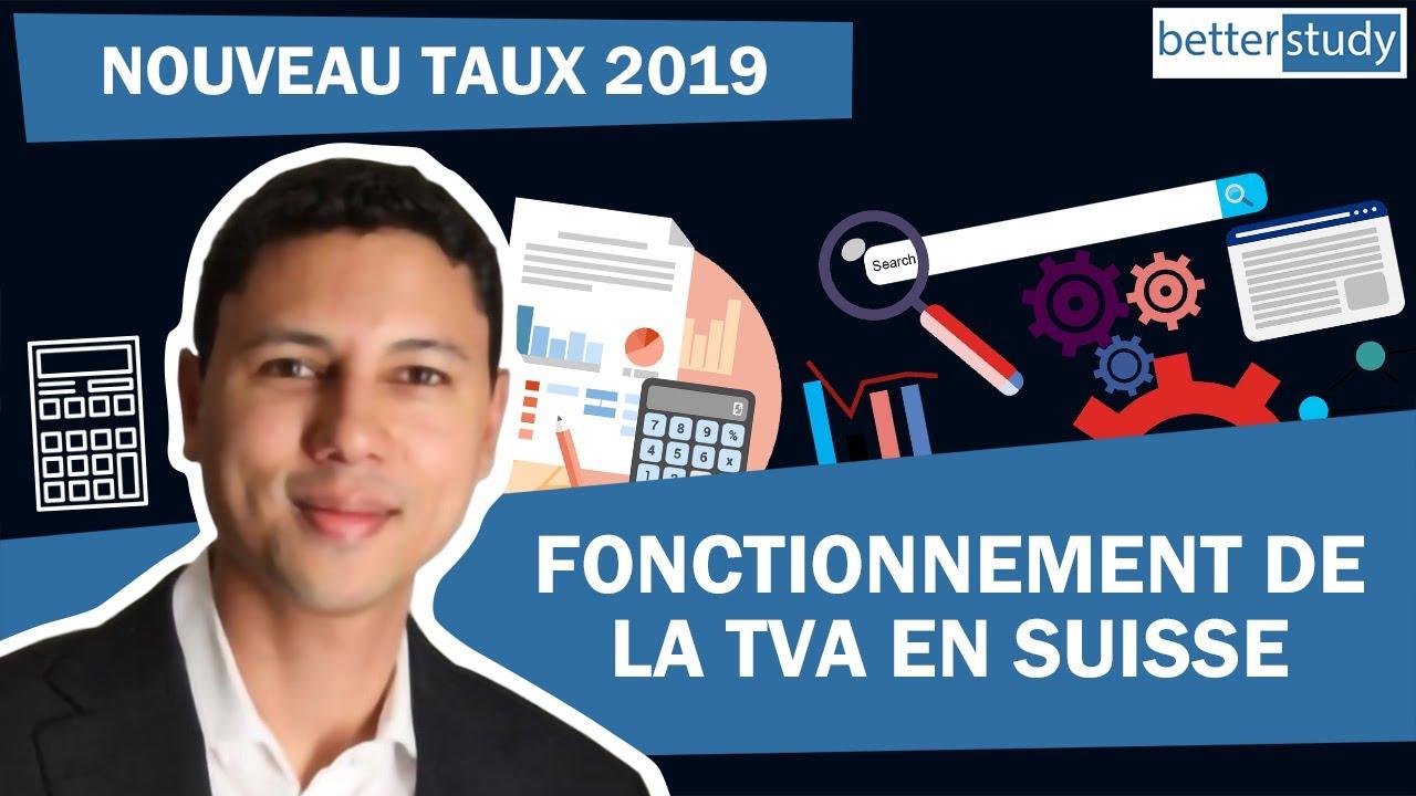 Nouvelles Normes En 2019 Le Fonctionnement De La Tva En Suisse Et Comptabilisation D Operations