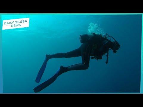 Scuba Diving Saves A Life! | Daily Scuba News (w/ Sam)