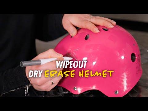 WipeOut skate helmet for kids | SkatePro.com