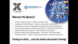 FG Xpress Business Präsentation Deutsch German Powerstrips   Willkommen bei FG Xpress