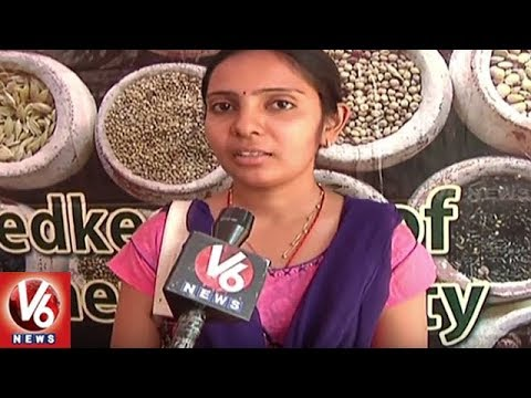Deccan Society Conducts Annual Bio-Diversity Festival At Zaheerabad | V6 News