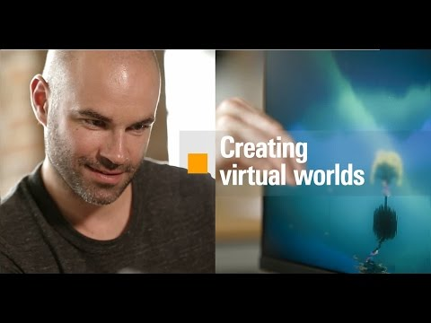 Economy Stories – Creating virtual worlds