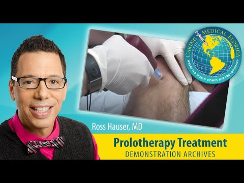 Bone Marrow Aspiration - Stem Cell Therapy