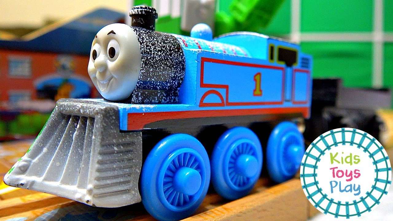 Thomas and the Avalanche | Thomas and Friends Full Episodes Season 7
