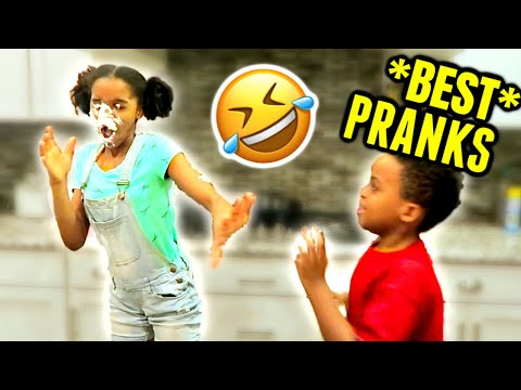 TOP TEN PRANKS TO DO ON APRIL FOOLS DAY!