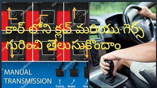 Car  basics for easy driving in telugu Part-2