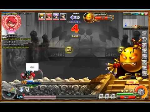 Chơi game gunny online