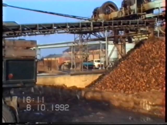 Rok 1992 - kampania w Cukrowni ?agiewniki.