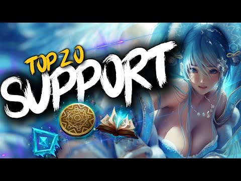 Top 20 SUPPORT Plays #19 | League of Legends thumbnail