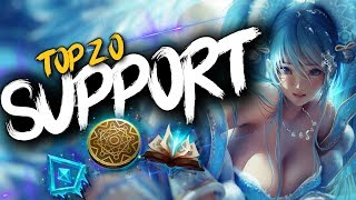 Top 20 SUPPORT Plays #19 | League of Legends