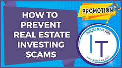 How To Prevent Real Estate Investing Scams Involving Quitclaim Deeds