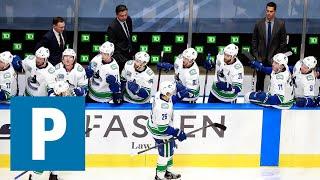 Vancouver Canucks coach Travis Green talks win over Minnesota wild | The Province