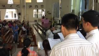 Dâng Lễ Hôn Phối (Viết Chung)