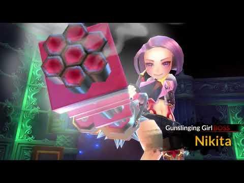 ( Knights Chronicle ) Nikita Advent - Using 4 Heroes. Karen MVP