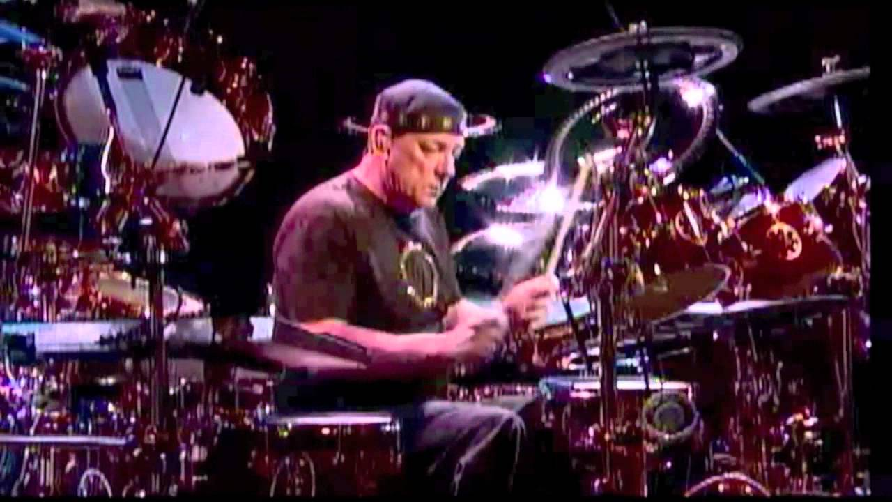 Neil Peart - (Drum Solo) on Le...