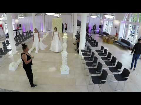 Scottish Wedding Directory fashion show timelapse
