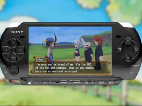 Download Game Harvest Moon Psp Free
