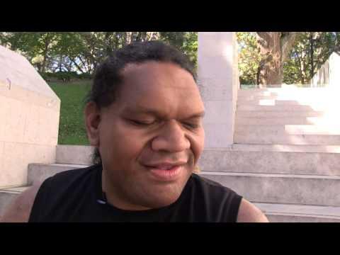 New Zealand street performer eyes world beat boxing title