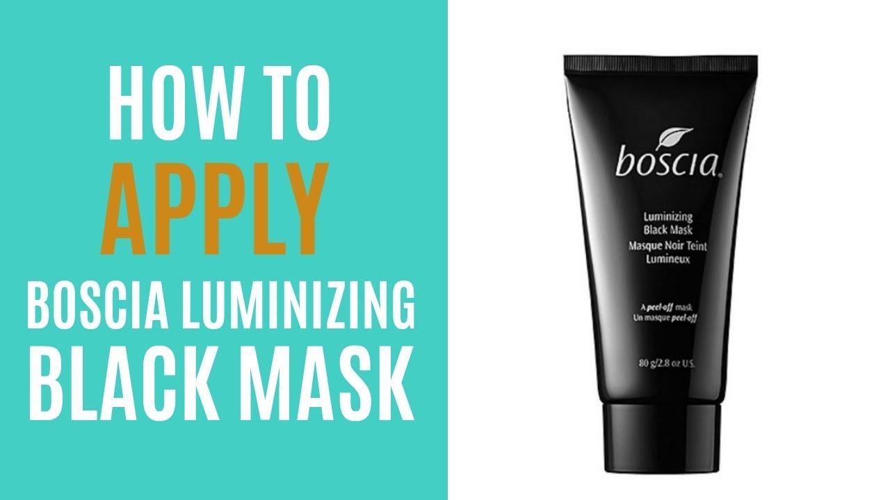 Корейские маски черные для лица