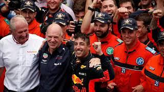 F1: Daniel Ricciardo wins Monaco Grand Prix – as it happened