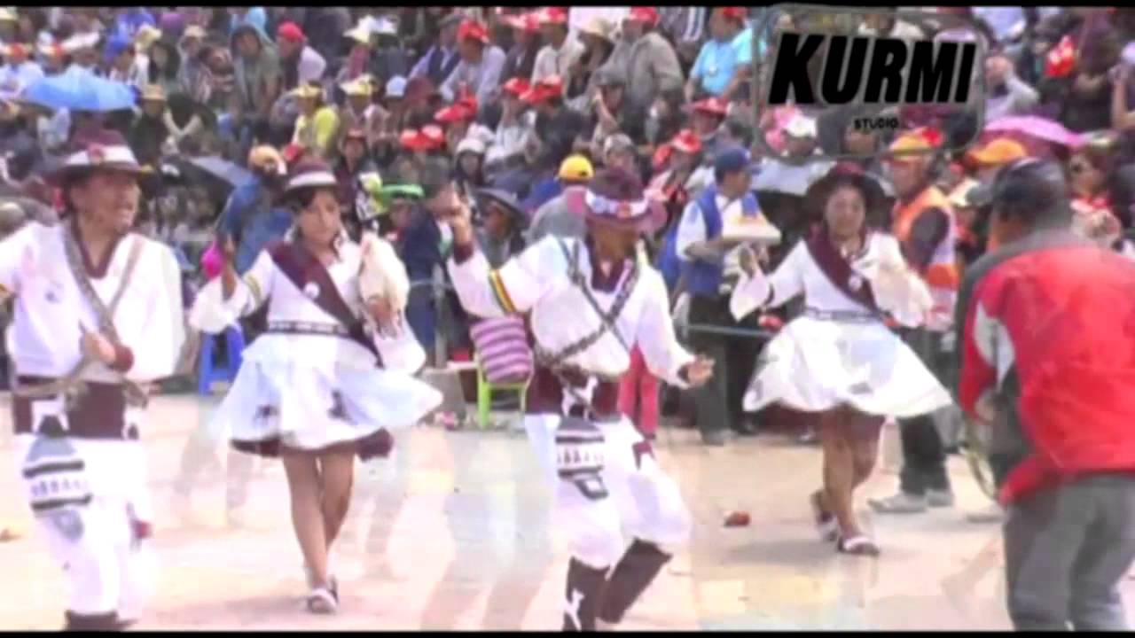 Carnaval De Oruro 2013 Llamerada Zona Norte Youtube