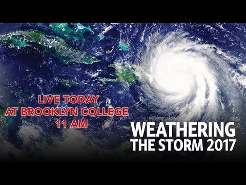 Weathering the Storm 2017 Keynote Address