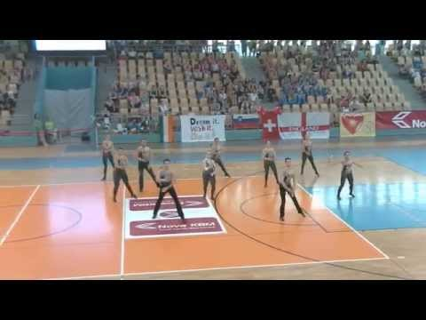 EuroTwirl 2015 - Finale Groupe - FRANCE