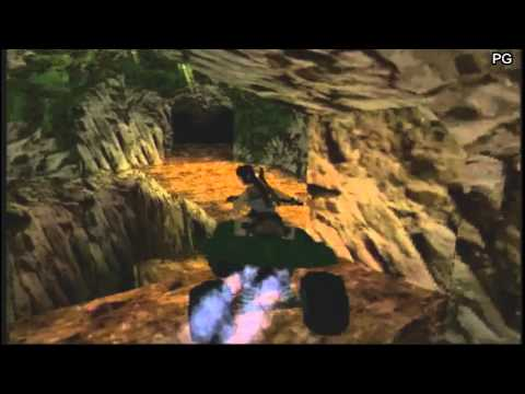 Let's Play Tomb Raider 3 (PS1) Part 14 The River Ganges 1 of 2