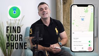How to find your iphone when lost or stolen. Apple iOS 13