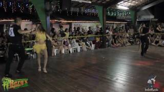 Baila Mundo - Indio e Sabrina X Leonardo e Romina (Berg's Congress 2017)