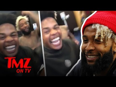 Odell Beckham Jr. Gets PAID!!! | TMZ TV