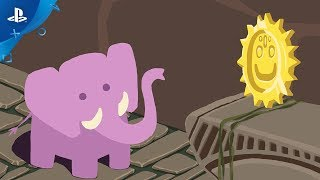 ultimate chicken horse elephantastic update launch trailer ps4