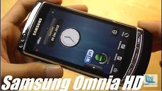 Retro Review: Samsung Omnia HD i8910 - First HD Cameraphone!