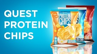 Quest Protein Chips - Unboxing & First Taste!
