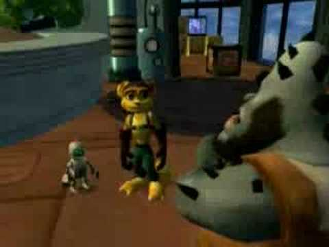 Ratchet and Clank Meet The Plumber!