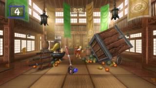 Ninja Reflex Steamworks Edition PC 2008 Gameplay