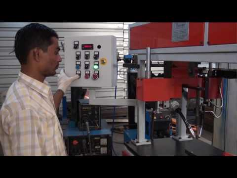 Auto Nut Tag Welding SPM & Welding Automation By Profficient Engineers,Nasik