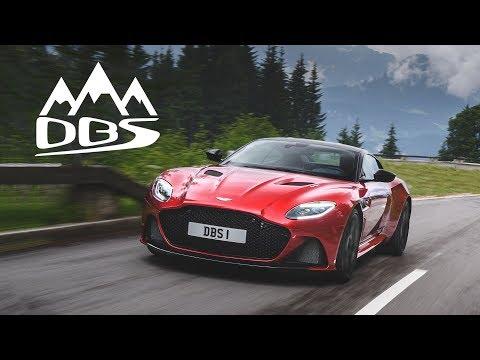 Aston Martin DBS Superleggera: Mountains Of Torque – Carfection (4K)