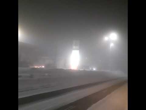 Выбросы на Кольской ГМК Мончегорск