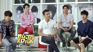 140722 The Ultimate Group preview with Super Junior