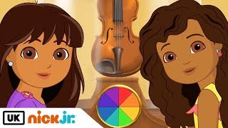 Dora and Friends | Emma's Violin | Nick Jr. UK