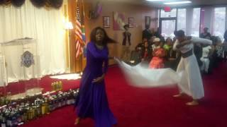 NEW YEARS 2017 ATCI Young adults worship to Glory to the Lamb. Holy Spirit takes over! Pt 1