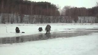 Отчёт о рыбалке в п.Садовка (4 апреля 2011 г.)