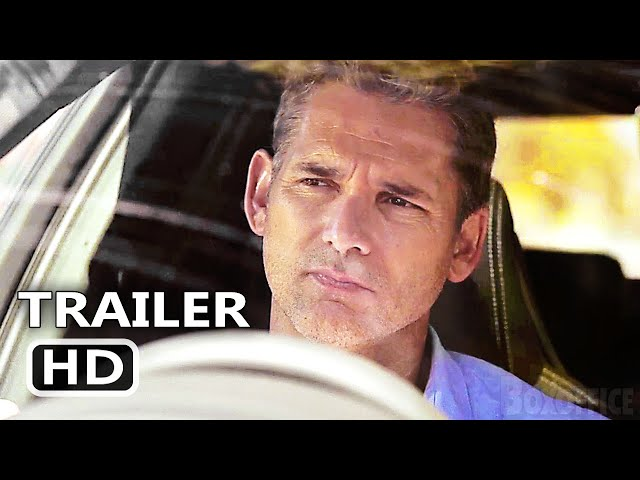 THE DRY Trailer 2 (2021) Eric Bana, Drama Movie