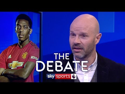What made Anthony Martial make a U-turn over his Man United contract? | The Debate