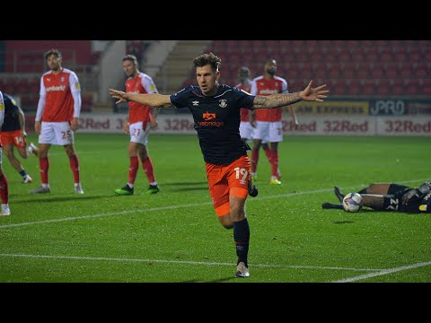 Rotherham Luton Goals And Highlights