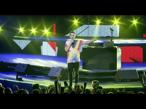 Mike Tompkins @ YouTube FanFest India 2017